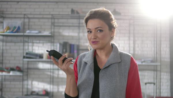Fondatoarea Musette, Cristina Bâtlan, în cel mai recent spot TV al Vodafone România