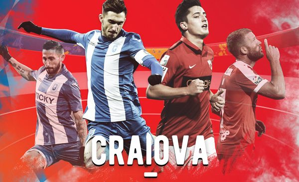 Confruntarea dintre CSU Craiova și Dinamo este în direct la Pro TV, astăzi, de la 21:30