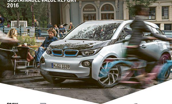 BMW Group a publicat Raportul de Dezvoltare Durabilă 2016