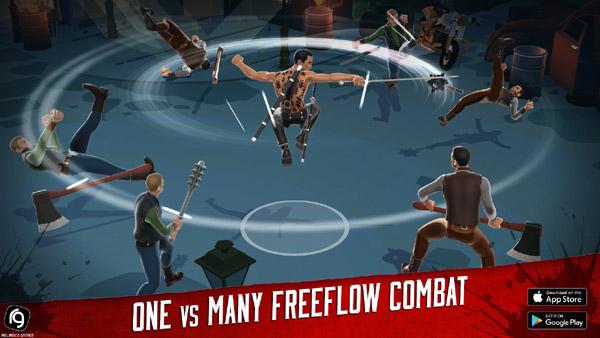 """Reliance Games și AMC lansează la nivel mondial """"Into the Badlands Blade Battle"""" jocul pe mobil pentru iOS și Android"""
