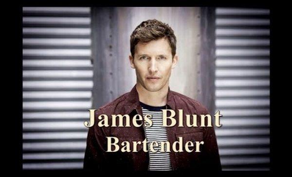 "James Blunt prezinta: ""Bartender"""