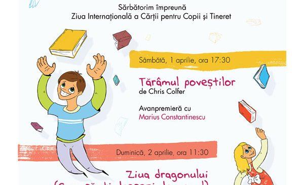 Vă invităm în lumea poveştilor Nemi de Ziua Internaţională a Cărţii pentru Copii şi Tineret