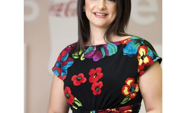 Miruna Smeureanu este noul Marketing Director Coca-Cola România & Moldova