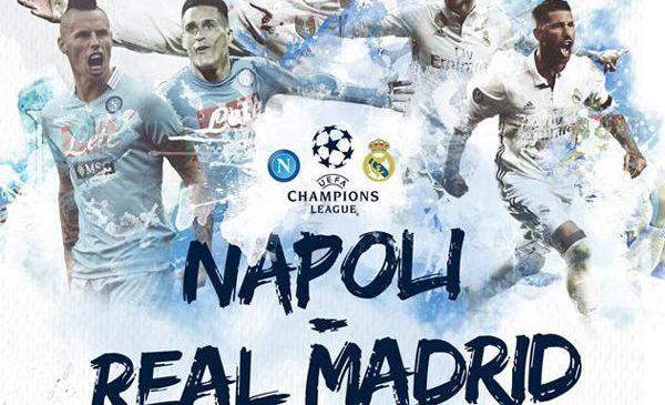 Napoli și Real Madrid se luptă pentru optimile Champions League astăzi, de la 21:45, la Pro TV