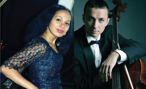 Violoncelistul Răzvan Suma şi pianista Rebeca Omordia, în turneu britanic