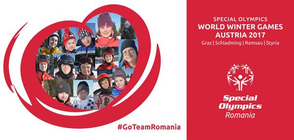 Herbalife Nutrition susţine Fundaţia Special Olympics din România la Jocurile Mondiale de Iarnă Special Olympics 2017