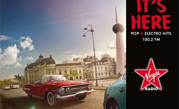 In sync with the world – campania de lansare Virgin Radio Romania semnată de agențiile Rusu+Borțun