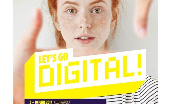 Adolescenții fac filme la TIFF: încep înscrierile pentru Let's Go Digital