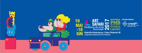Art Safari București la a 4-a ediție