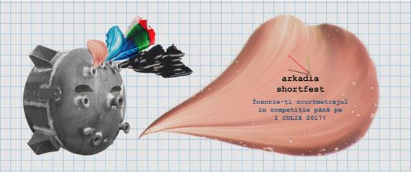 S-au deschis înscrierile pentru cea de-a 4-a ediție Arkadia ShortFest