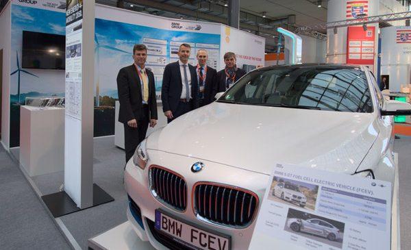 BMW Group la ediţia 2017 a Târgului de la Hanovra