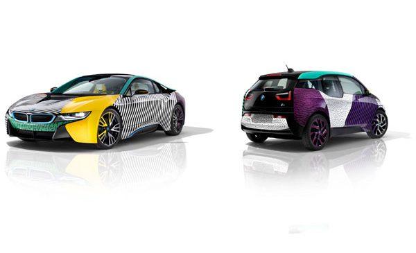 Garage Italia Customs şi BMW i sărbătoresc Memphis Design cu o ediţie specială