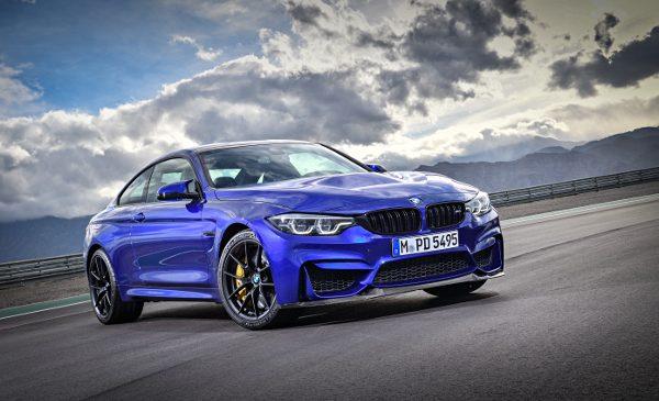 Noul BMW M4 CS, performanţă exclusivă