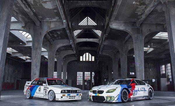 Rememorare a primei victorii pe Nordschleife: design istoric pentru modelul BMW M6 GT3 al BMW Team Schnitzer