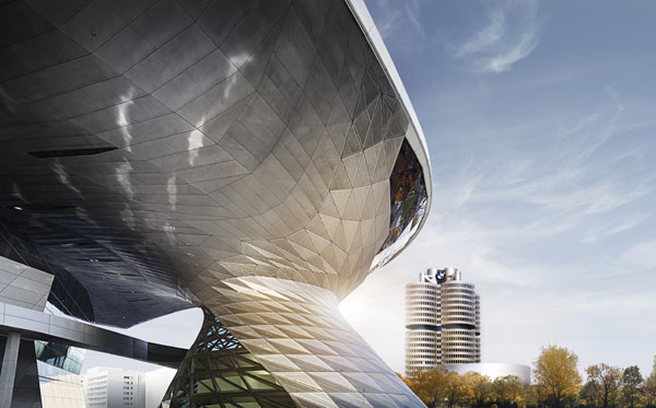 BMW Welt - BMW Group Corporate Headquarters2