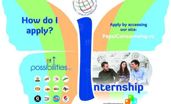 Descoperă-ți potențialul cu PepsiCo România, prin noua ediție de internship Butterfly Effect
