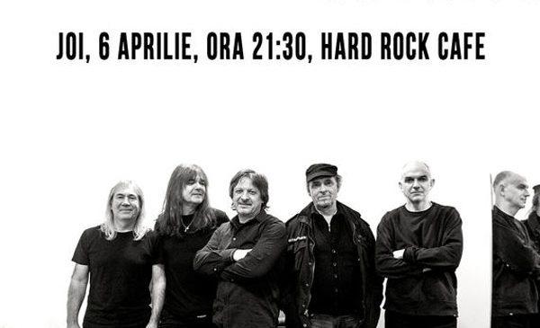 Concert Celelalte Cuvinte alaturi de Radu Manafu la Hard Rock Cafe