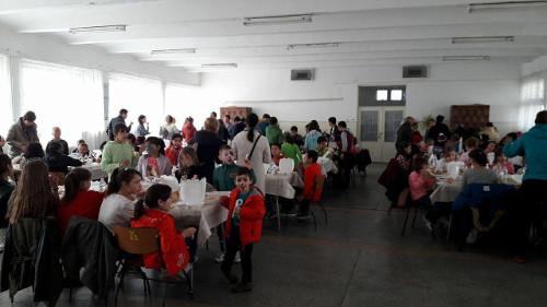 Cutia cu Zâmbete – Petrecere de Paşte şi cadouri pentru 120 de copii din 7 centre de plasament din Constanţa