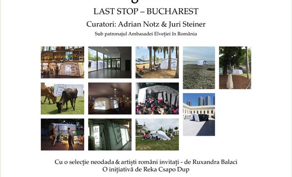 Dada on Tour & Guests. Last Stop – Bucharest