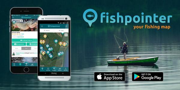 Fishpointer lanseaza noua aplicatie de mobil pentru pescuit capabila sa invete comportamentul pestilor