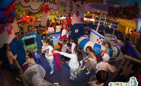 Gymboland Băneasa – noul checkpoint al distracției pentru copii