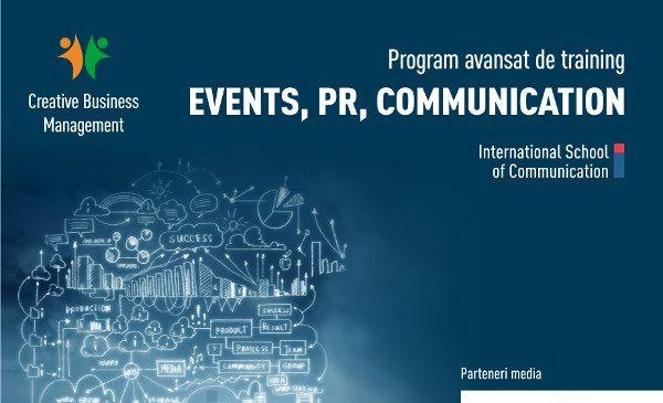 International School of Communication sustine o noua editie a programului avansat de comunicare