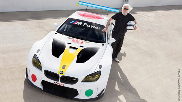john-naldessari19bmw-art-car