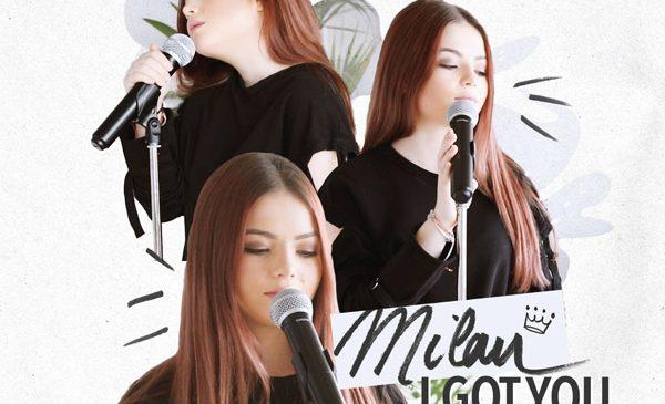 """Milan lanseaza un super cover dupa """"Bebe Rexha – I Got You"""""""
