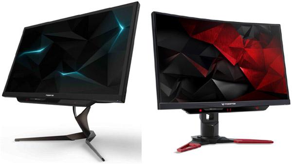 Noile monitoare Acer Predator cu tehnologie Quantum Dot oferă experiențe spectaculoase de gaming