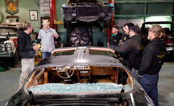 """""""Motoare Puternice"""", un serial nou difuzat în exclusivitate pe HISTORY®"""