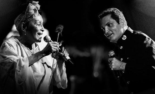 """Damian Drăghici, lansează """"The Gypsy Cuban Project"""" alături de artista cubaneză Omara Portuondo, în concert la Sala Palatului"""