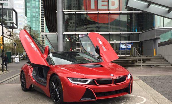 Parteneriat BMW i şi TED – în căutarea de idei vizionare despre mobilitate