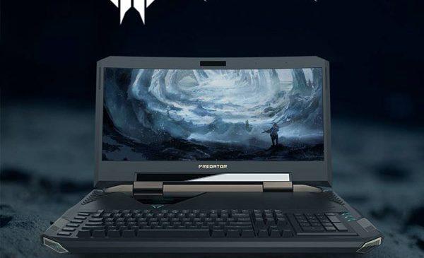 Primul laptop cu ecran curbat din lume – Acer Predator 21 X – este acum disponibil în România