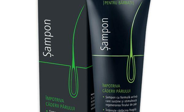 RECUPAR – șamponul bărbaților siguri pe sine