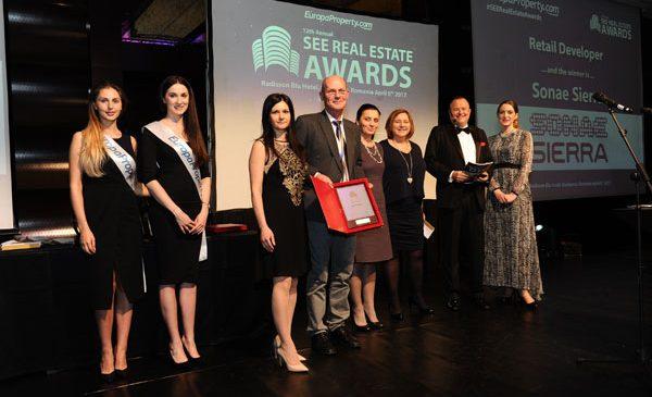 Sonae Sierra câștigă 3 premii europene importante pentru ParkLake