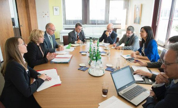 Comisarul Corina Crețu, întâlnire la Luxemburg cu miniștrii responsabili pentru politica de coeziune din statele membre