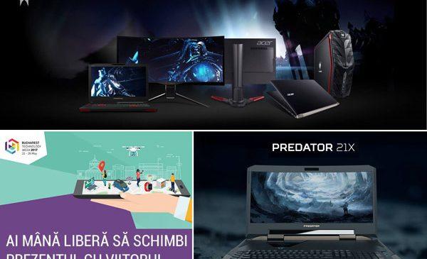 Acer participă în calitate de expozant la
