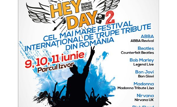 HeyDay Music Festival a lansat un concurs pentru newcomers