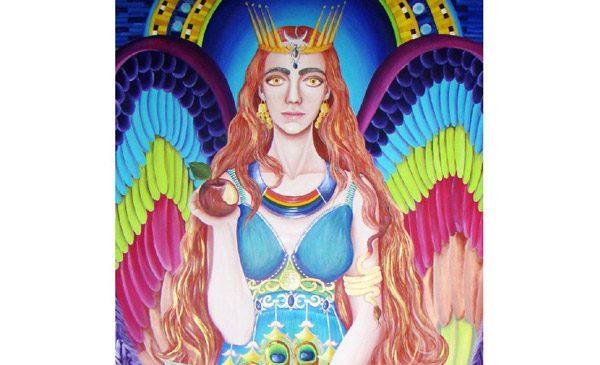 Țesătura mistică / Elena Andrei