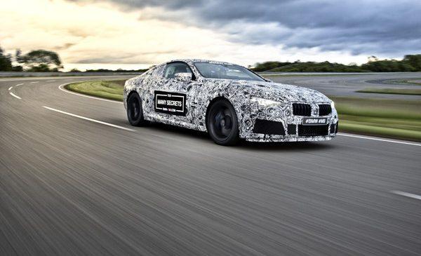 BMW M8 este cireaşa de pe tort în portofoliul sportiv BMW Seria 8