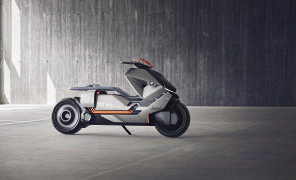 BMW Motorrad Concept Link. Reinventarea mobilităţii urbane pe două roţi