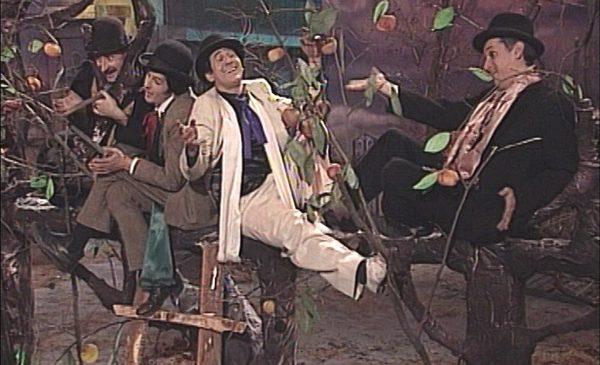 """""""Capul de raţoi"""" / Vedeta săptămânii la Teatrul Național de Televiziune – George  Mihăiță"""