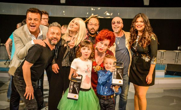 "Stela Popescu, ""debutantă"" la TVR"