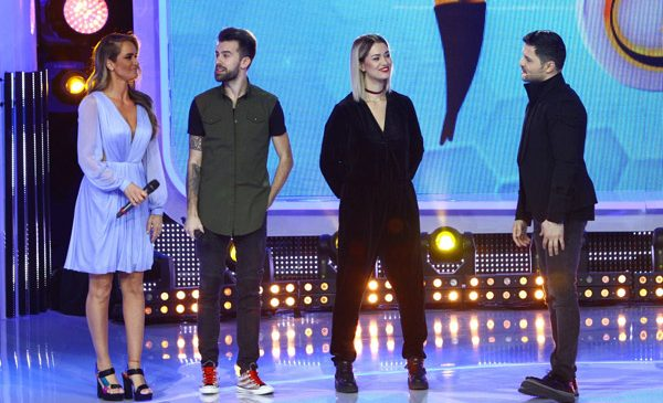 "Feli Donose, Diana Munteanu și Florin Ristei sunt ""Zaza Sing"""