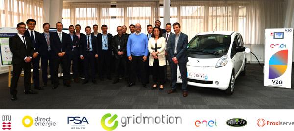 Proiectul GridMotion: reducerea costului de utilizare a mașinilor electrice prin procesul inteligent de încărcare