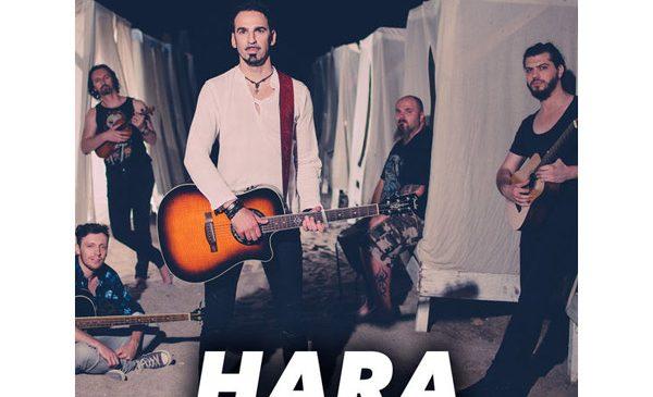 Concert Hara la Hard Rock Cafe pe 19 mai