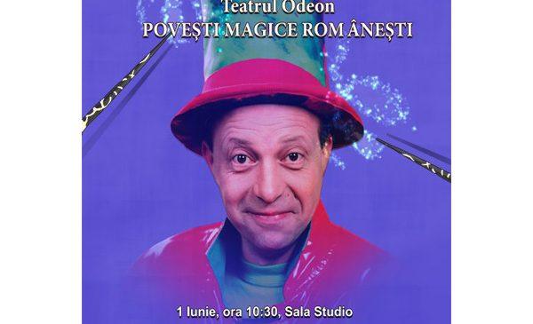 Magicianul La Teatrul Odeon