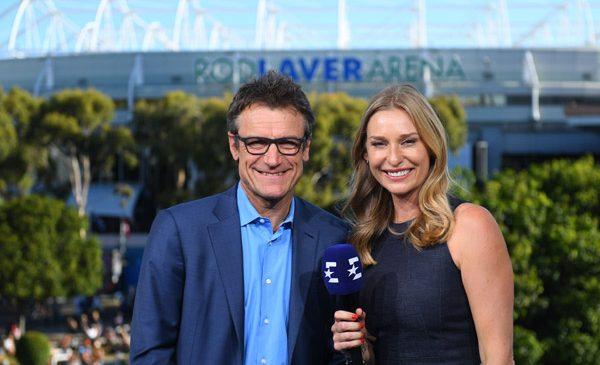 Câștigători ai turneelor de Mare Șlem – gazde Eurosport în transmisiunile de la Roland Garros