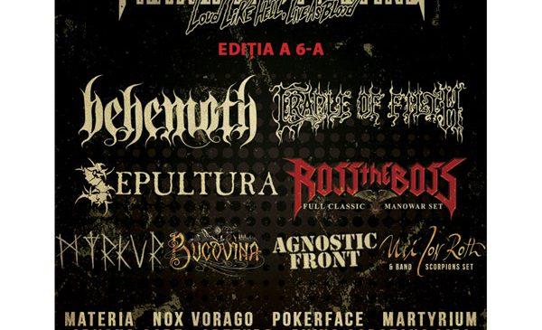"""Sepultura: """"Mereu învățăm câte ceva nou când cântăm în România"""""""