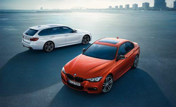 Noutăţi pentru BMW Seria 3 – extindere a gamei de dotări şi mai multă personalitate prin ediţii speciale